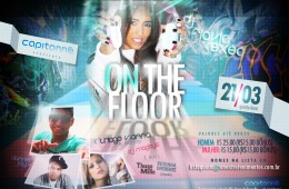 FLYER – ON THE FLOOR 21/03