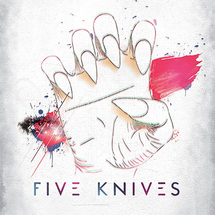 "Talenthouse – ""Five Knives"" Creative Invite"