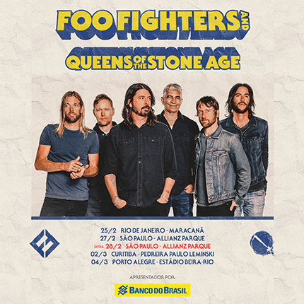 Foo Fighters and Queens of the Stone Age 2018