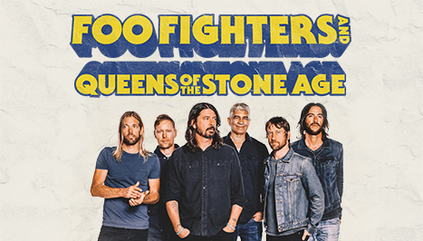 Foo Fighters and Queens of The Stone Age | Brasil Tour 2018