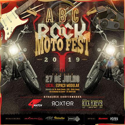 ABC Rock Moto Fest 2019
